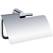 Doplněk držák toal. papíru Nimco Bormo s krytem 14,7x5,8x12 cm chrom