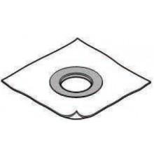 GEBERIT izolační límec pro hydroizolační fólie, PVC - Sarnafil