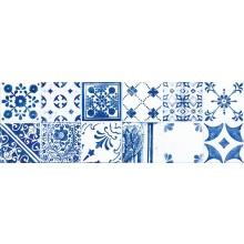RAKO MAJOLIKA obklad 20x60cm, modrá