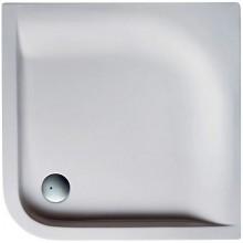 Vanička plastová Ideal Standard čtverec Moments 100x100x6,5cm bílá