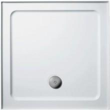 IDEAL STANDARD SIMPLICITY STONE sprchová vanička 700mm čtverec, bílá L504201