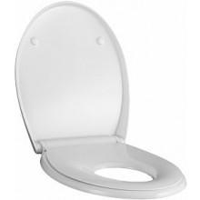 KOLO REKORD FAMILY klozetové sedátko 37,4x44,6cm, se sedadlem pro děti, s automatickým sklápěním, Click2Clean, bílá K90118000