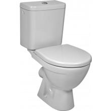 CONCEPT 100 stojící kombinační klozet 360x630mm s hlubokým splachováním, vodorovný odpad, bílá
