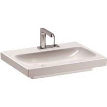 Umyvadlo nábytkové Ideal Standard s otvorem SimplyU Dynamic 65x50 cm bílá