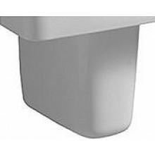 KERAMAG RENOVA NR. 1 PLAN polosloup 22,5x30x32,5cm, bílá/Keratect 292110600
