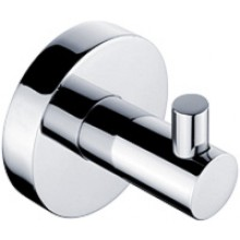 Doplněk háček Nimco Unix jednoduchý 5x5 cm chrom