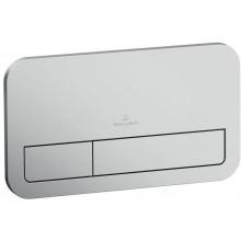 VILLEROY & BOCH VICONNECT E200 ovládací tlačítko 253x10x145mm, chrom mat