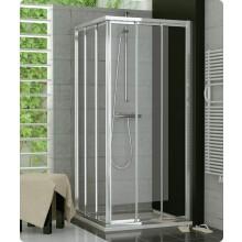 Zástěna sprchová dveře Ronal Top-Line TOE3 G 1200 50 07 1200x1900 mm aluchrom/čiré AQ