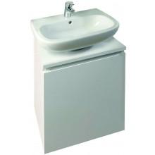 CONCEPT 150 skříňka pod umyvadlo 40,2x36x56cm závěsná levá, bílá