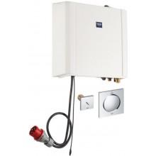 GROHE DELUXE set F-digitalního parního generátoru 6,6kW, s parním výstupem a teplotním čidlem, chrom