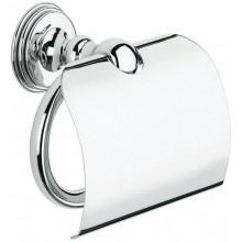 GROHE SINFONIA držák toaletního papíru 90mm, chrom 40053000