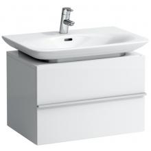 Nábytek skříňka pod umyvadlo Laufen New Case 64,5x42,5x43 cm bílá
