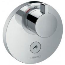HANSGROHE SHOWERSELECT S termostatická baterie 150mm, podomítková, vrchní díl, chrom
