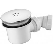 Sifon vaničkový Ideal Standard plastový k vaničce Simplicity Stone prům.90 mm chrom