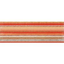 RAKO TENDENCE dekor 20x60cm, červeno-oranžová