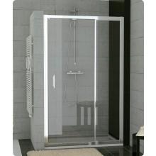 Zástěna sprchová dveře Ronal TOP-Line TED 1200 01 07 1200x1900 mm matný elox/čiré AQ