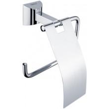 Doplněk držák toal. papíru Nimco Pallas Athéna s krytem 17x14x7 cm chrom