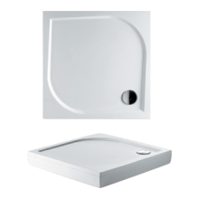 Vanička speciální Riho(JVP) čtverec Kolping DB20 DB2000500000000 vč.sifonu 80x80x3cm bílá