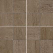 Obklad Villeroy & Boch Five Senses 2422/WF22 7,5x7,5(30x30)cm hnedá mozaika