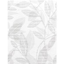 Dekor Rako Remix 25x33 cm bílá