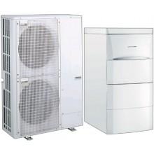 DE DIETRICH ALEZIO AWHP 4,5 MR/E V200 čerpadlo tepelné 4,6kW, vzduch-voda, s ohřívačem TV vestavěným do MIV