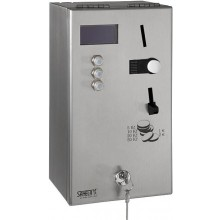SANELA SLZA 01N mincovní automat 165x300mm, pro sprchy, na zeď, nerez