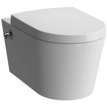 WC závěsné Vitra odpad vodorovný Nest  bílá