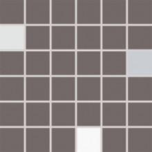 RAKO CONCEPT PLUS mozaika 5x5cm tmavě šedá WDM05011