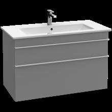 VILLEROY & BOCH VENTICELLO spodní skříňka 953x590x502mm, Glossy Grey