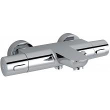 Baterie vanová - nástěnná termostatická Concept 100 NEW rozteč 150 mm chrom