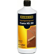 MUREXIN CURA IG 20 impregnace speciální 1l, bezrozpouštědlová, na přírodní kámen a zdivo, čirá-nažloutlá