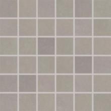 Dlažba Rako Clay mozaika 5x5 (30x30) cm béžovošedá