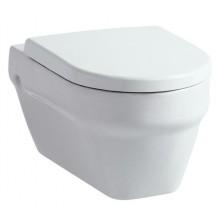 WC závěsné Laufen odpad vodorovný Form  bílá-LCC