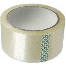 DEN BRAVEN lepící páska 48mmx66m, izolepa, transparentní