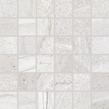 RAKO RANDOM mozaika 30x30cm, světle šedá
