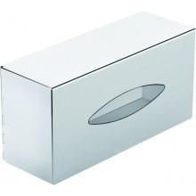 JIKA GENERIC zásobník na papírové ubrousky 258x127mm, leštěná nerez