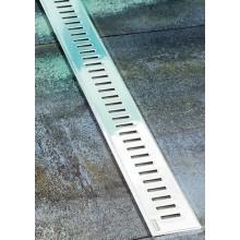 RAVAK ZEBRA 750 podlahový žlab 744x53x12mm s nerezovou mřížkou X01433