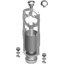 "SAM HOLDING TE-4543 P/I ventil G2"", G2"" vypouštěcí, PS, ABS, POM"
