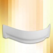 ROLTECHNIK SANIPRO TULLIP 160 P čelní panel 1600mm, pravý krycí, akrylátový, bílá