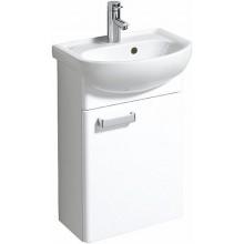 KERAMAG RENOVA NR. 1 skříňka pod umývátko 40x59x22cm, závěsná, bílá/bílá lesklá 880045000