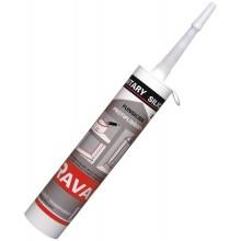 RAVAK PROFESSIONAL silikonový tmel 310ml bílý X01200