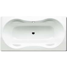 KALDEWEI MEGA DUO 180 vana 1800x900x450mm, ocelová, obdélníková, bílá Perl Effekt