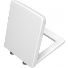 Sedátko WC Vitra duraplastové s kov. panty T4 SoftClose  bílá