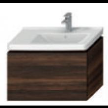 JIKA CUBITO-N skříňka pod umyvadlo 740x426x480mm, tmavá borovice