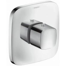 Baterie termostatická Hansgrohe - PuraVida Higflow pod omítku pro iBox universal vrchní sada chrom