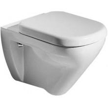 WC závěsné Keramag odpad vodorovný Renova Nr.1 Plan s plochým splachovaním 6 l bílá