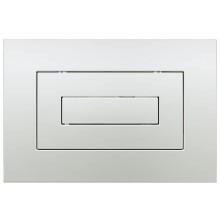 EASY ovládací tlačítko 247x165mm pro předstěnové instalační systémy, chrom/lesk