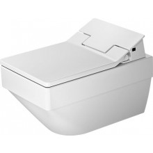 DURAVIT VERO AIR závěsné WC rimless 370x570mm, bílá alpin