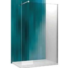 ROLTECHNIK SANIPRO WALK PRO/1200 sprchová zástěna 1200x2000mm, bezrámová, brillant/transparent