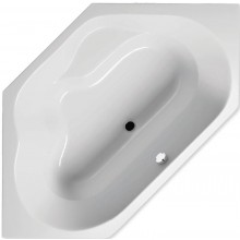 RIHO WINNIPEG BA48 vana 145x145x47,5cm, asymetrická, akrylátová, bílá